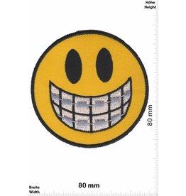 Smiley Braces Smile - Smiley