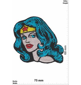 Wonder Woman Wonder Woman - Marvel  - head