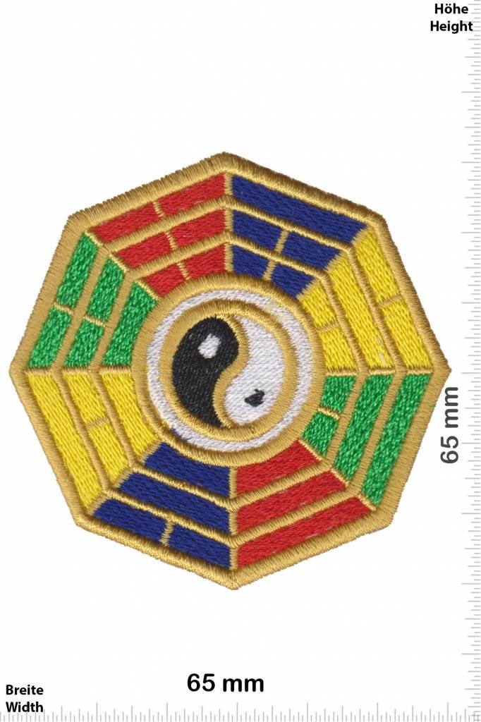 Yin Yang  Yin Yang - color