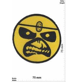 Monkey Yellow angry Monkey