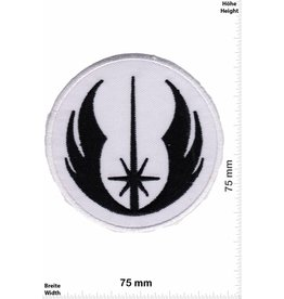Star Wars Starwars - Jedi Logo Corporation - black white - CREW Uniform