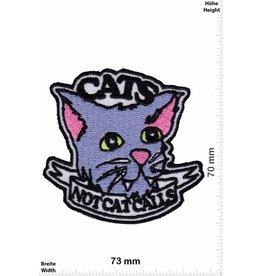 Old School Cats - Not Cat Calls