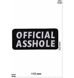 Sprüche, Claims Official Asshole