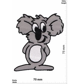 Schaf Koala - Cartoon