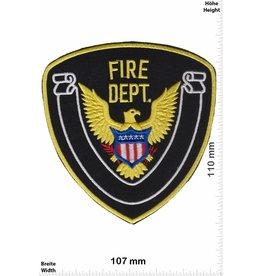 Fire Department Fire Department - USA - Feuerwehr