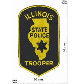 Security Illinois State Police Trooper