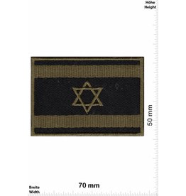Israel Israel Flagge - Israel Flag - natogrün