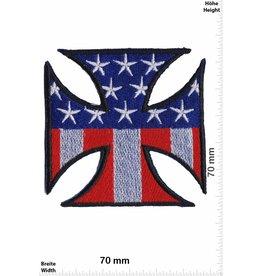 USA Kreuz - USA - Cross