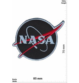 Nasa Nasa - black blue - Space