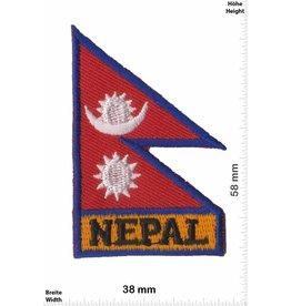 Nepal, Nepal Nepal  - Flagge