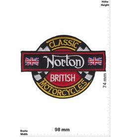 Norton Norton British Classic Motorcycles - big