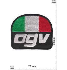 avg agv- Racing - schwarz
