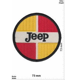 Jeep JEEP - red yellow