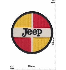 Jeep JEEP  - rot gelb