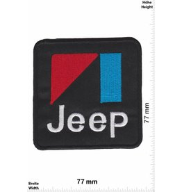 Jeep JEEP - black red blue