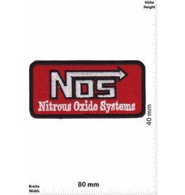 NOS NOS - Nitrous Oxide Systems -  Lachgaseinspritzungs-Systeme -Motor sport