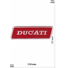 Ducati Ducati - red white