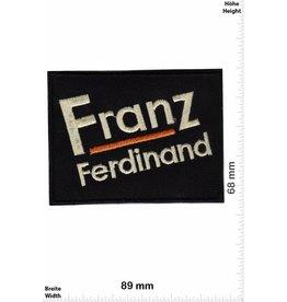 Franz Ferdinand Franz Ferdinand  - Indie-Rockband