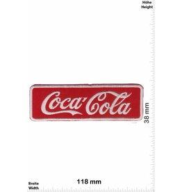 Coca Cola Coca Cola - silber rot