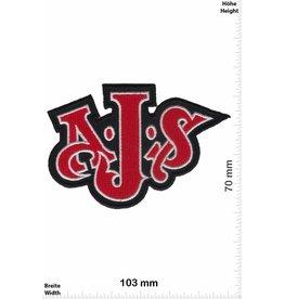 A.J.S.  A.J.S. - rot
