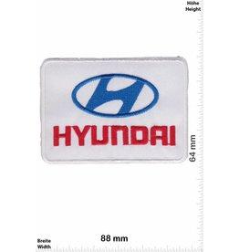 Hyundai HYUNDAI - blau rot