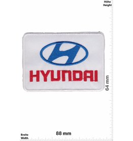 Hyundai HYUNDAI - blue red