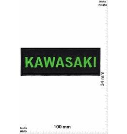 Kawasaki Kawasaki - grün schwarz