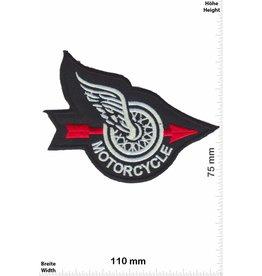 Motorcycle Motorcycle - Flügel