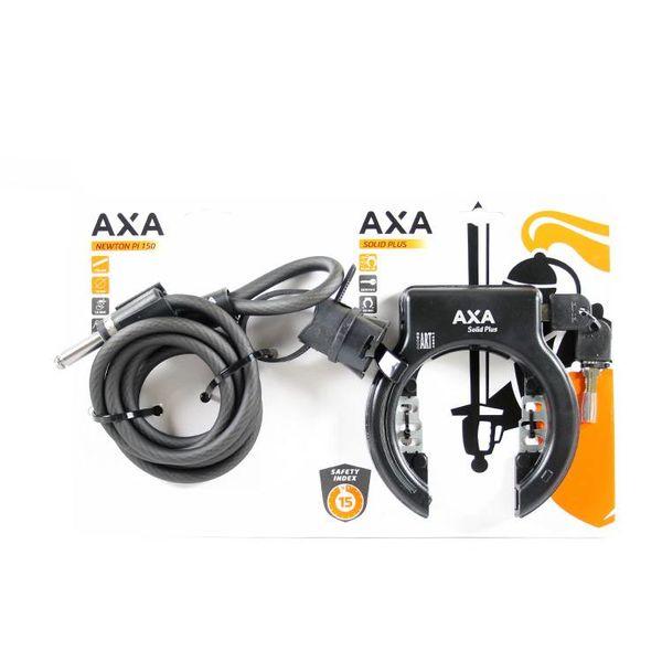 Axa slot set Solid + Newton PI150