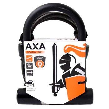 Axa beugelslot Newton UL Mini + Kabel