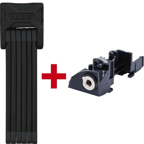 Abus vouwslot Bordo 6015/120 SH + Bosch accu slot