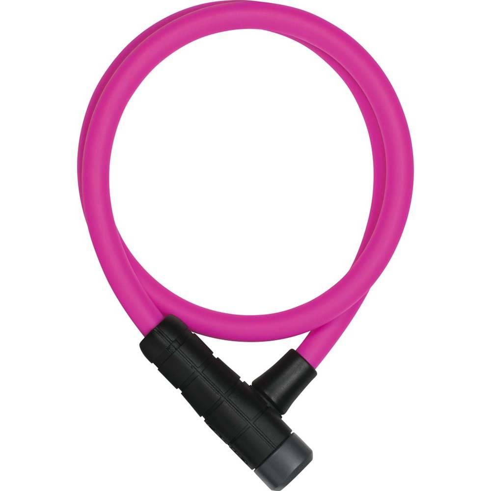 Abus kabelslot Primo 5412K-85 roze