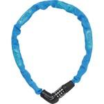 Abus cijfer kettingslot Steel-O-Chain 5805C/75 blauw