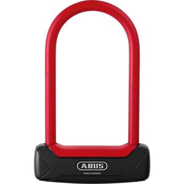 Abus Beugelslot Granit Plus 640/135HB150 red