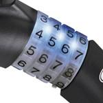 Abus cijfer kabelslot Steel-O-Flex Raydo Pro 1460/85 incl. KLICKfix