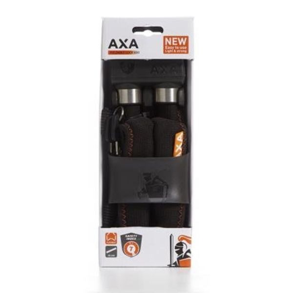 Axa Foldable 600/95 grijs