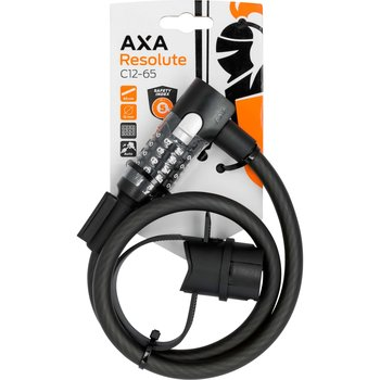 Axa cijfer kabelslot Code Resolute 60/12