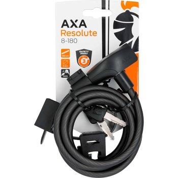 Axa spiraal kabelslot Resolute 180/8