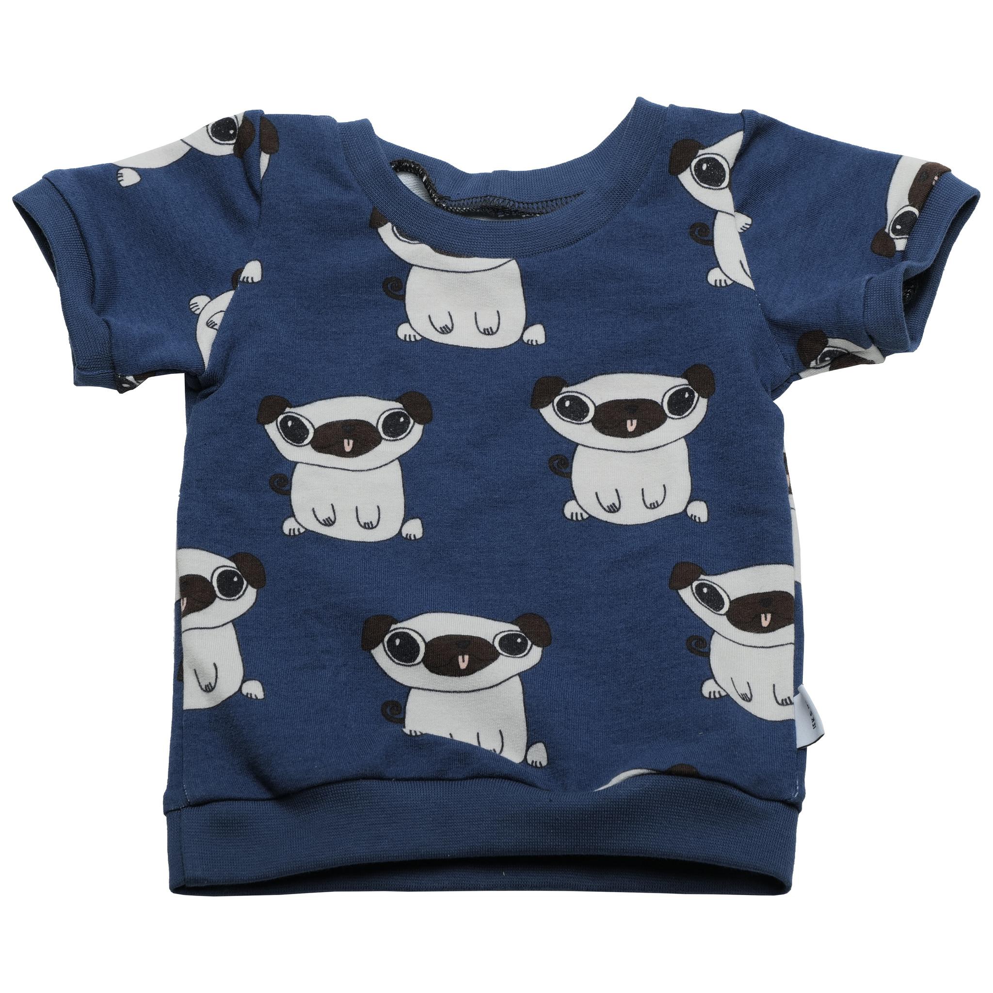 T-shirt Otis - pugsy blauw