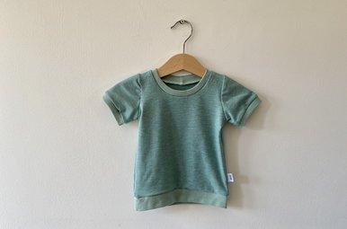 T-shirt Otis - Dusty mint