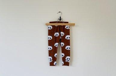 Broek Moos - panda rusty