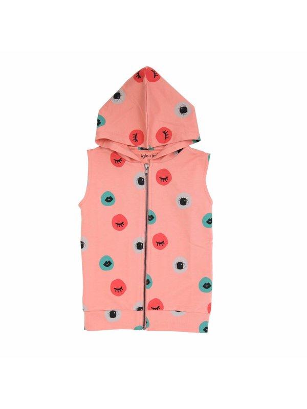 Senses hooded vest
