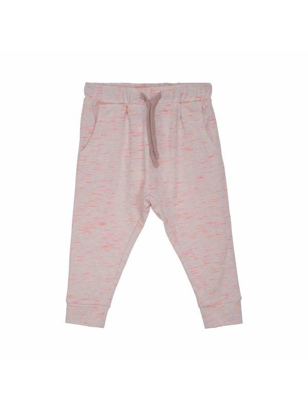 Pants pink neon