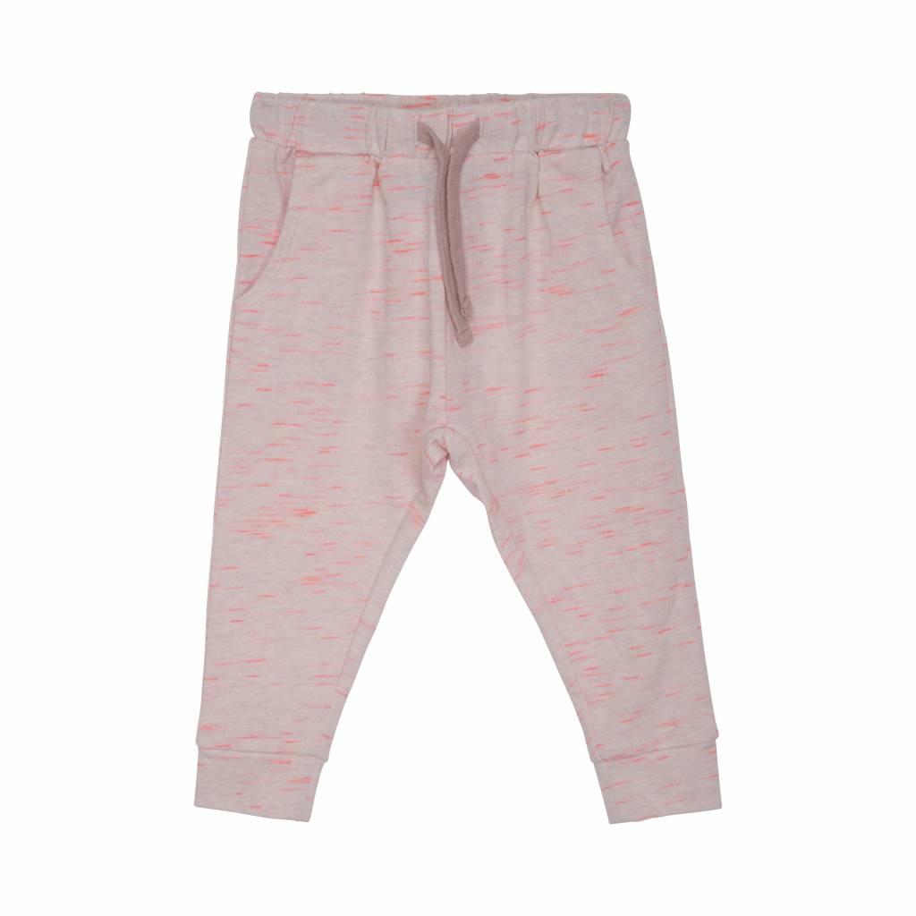 Pants pink neon LAATSTE MAAT 98