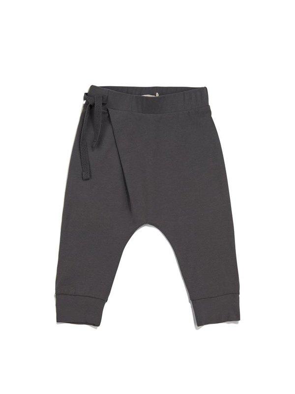 Harem pants graphite LAATSTE MAAT 0-3M