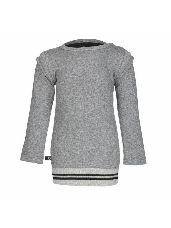 Dille dress grey