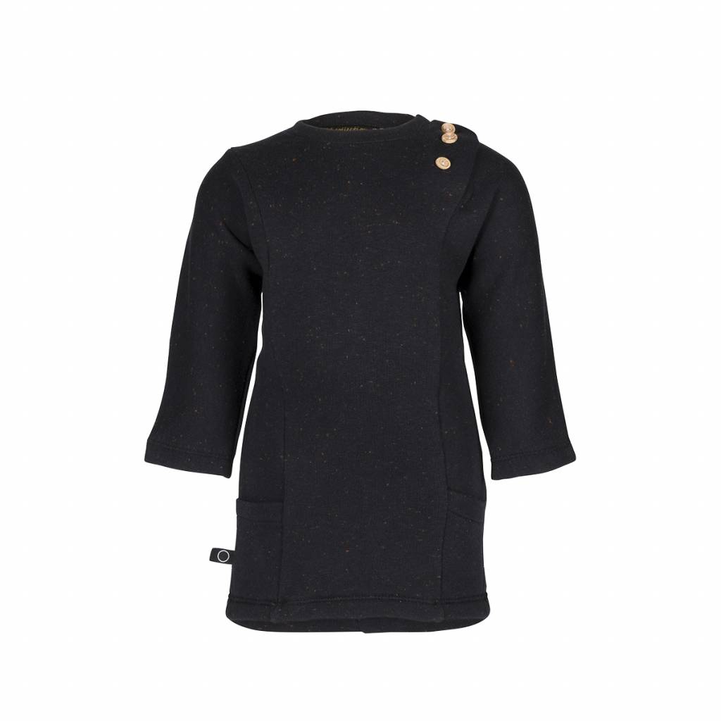 Hilmar batwing tunic black