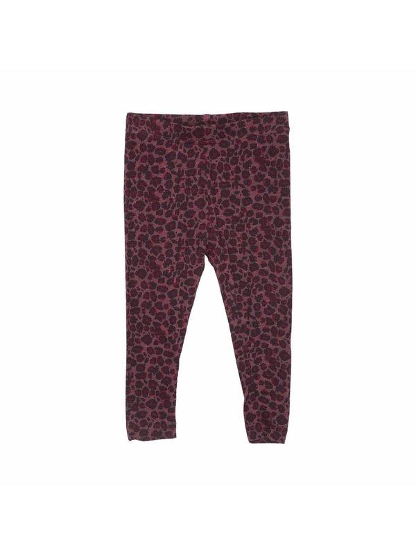 Rouge Leopard pants LAATSTE MAAT 74
