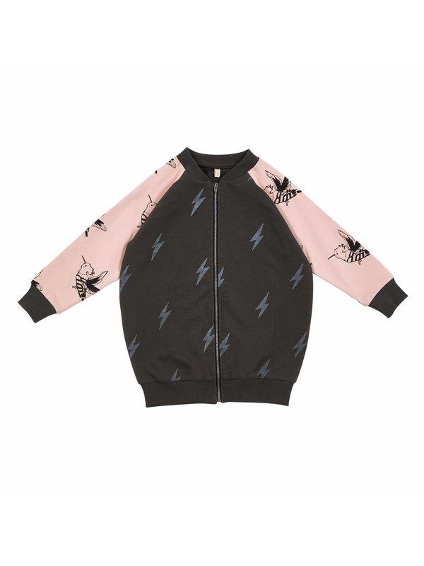 Lightning bird jacket LAATSTE MAAT 80-86