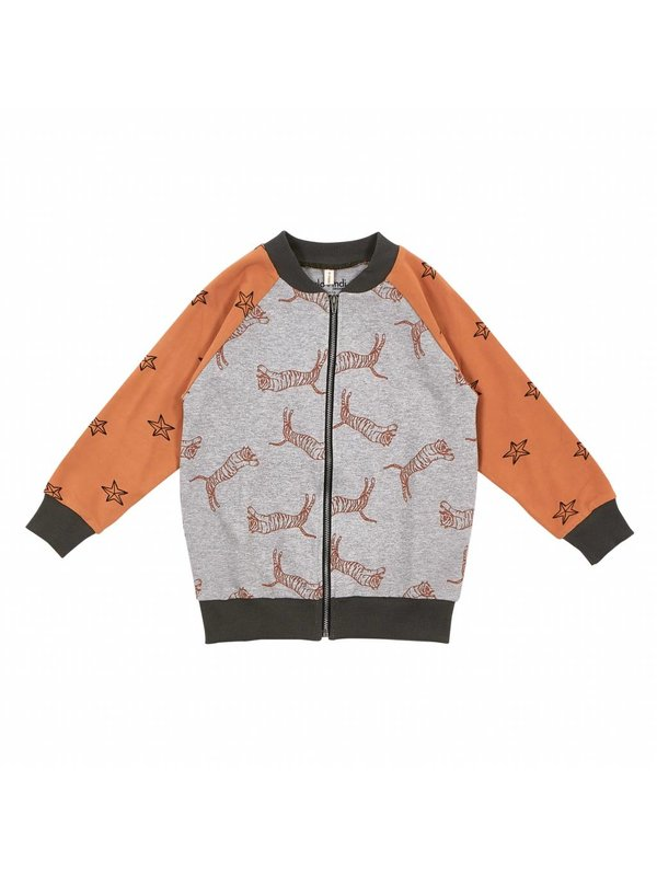 Tiger star jacket